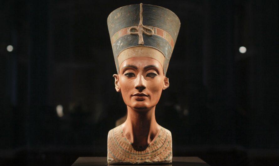 Нефертити: история жены фараона Эхнатона